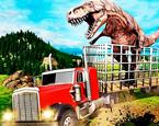 Dinozor Taşıma Arabası