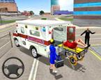 Direksiyonlu 112 Ambulans Sürme