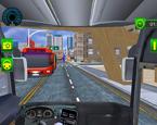 Direksiyonlu Şehirde Otobüs Sürme
