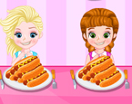 2 Kişilik Dinsey Hotdog