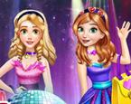 Disney Prensesleri Balo Hazırlığı