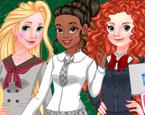 Disney Güzelleri Lisede