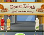 Döner Kebab Dükkanı
