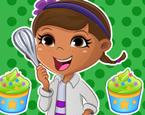 Dora Cup Kek Yapımı