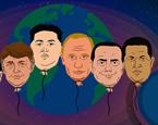 Dünya Liderleri Patlatma