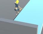 Duvardan Zıplama