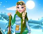 Elsa Kış Macerası