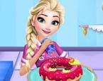 Elsanın Donut Süslemesi