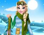 Elsa Kayak Modası