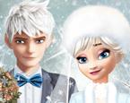 Elsa Kış Düğünü