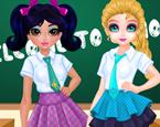 Elsa Okul Modası