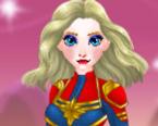 Elsa Süper Kahraman