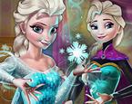 Elsa Transformers Modası