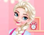 Elsa Ve Anna Pasta Yapma