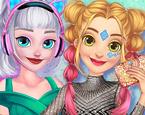 Elsa ve Rapunzel Gelecek Modası