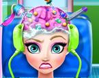 Elsa Frozen Beyin Ameliyatı