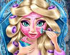 Elsa Gerçek Makyajı