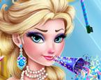 Elsa Parti Hazırlığı