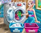 Elsanın Çamaşır Günü