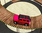 Engelli Jeep Parkuru