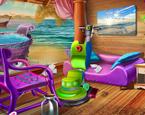 Plaj Evi Temizliği