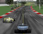 Formula 1 Arabası Sürme