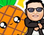 Gangam Style Ananas Mücadelesi