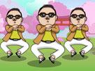 Gangnam Style Dansı 3