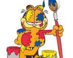 Garfield Boyama