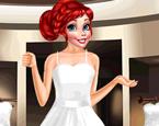 Prensesi Düğün İçin Giydir