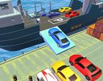 Gemiye Arabaya Yerleştirme