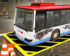 Gerçek Otobüs Park Et