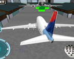 Gerçek Uçak Park Etme
