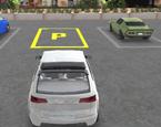 Gerçek Araba Park Etme 3D