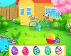 Gizli Yumurtaları Toplama