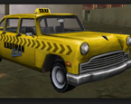 GTA Taksici