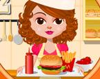 Hamburger Aşçısı