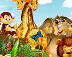 Hayvanat Bahçesinde Yıldız Topla
