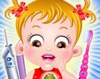 Hazel Bebeğin Diş Ağrısı