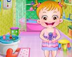 Hazel Bebek Banyo Eğitimi