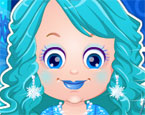 Hazel Bebek Buz Kraliçesi