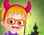 Hazel Bebek Cadılar Bayramı Partisi