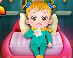 Hazel Bebek Hastalanıyor
