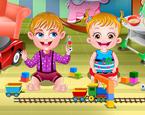Hazel Bebek Oyun Zamanı