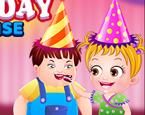 Hazel Bebek Süpriz Doğum Günü