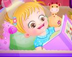 Hazel Bebek Uyku Zamanı