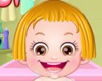 Bebek Hazel Saç Tasarımı