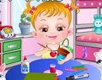 Hazel Bebek Alışverişte