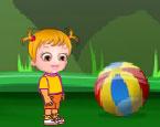 Hazel Bebek Oyuncak Topla
