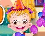 Bebek Hazel Yılbaşı Partisi